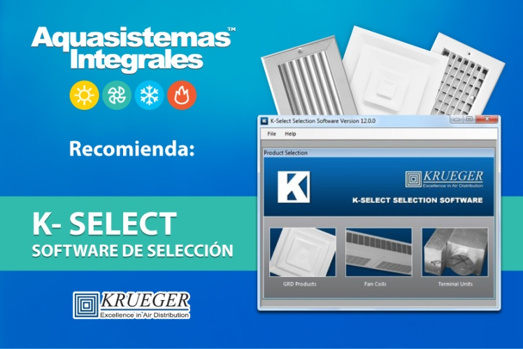 Krueger (K-Select) Aquasistemas