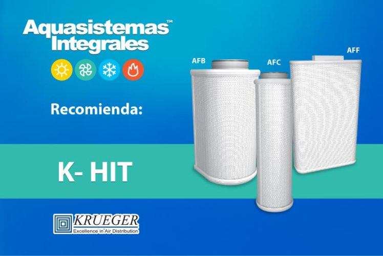 Aquasistemas HVAC - K-HIT Krueger