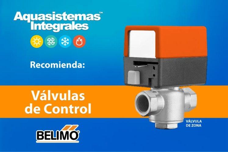Blog Aquasistemas - Valvulas control