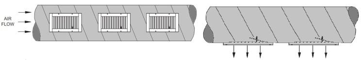 continuous duct ducto continuo aquasistemas krueger