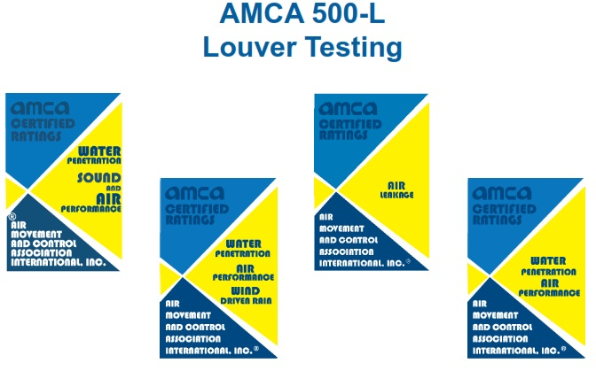 louver testing